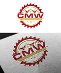 CMW Building Maintenance Logo - Entry #276
