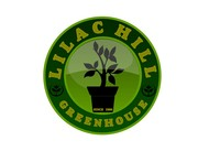 Lilac Hill Greenhouse Logo - Entry #160