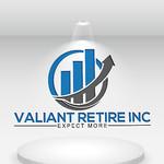 Valiant Retire Inc. Logo - Entry #113