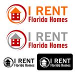 I Rent Florida Homes Logo - Entry #43