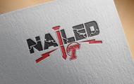 Nailed It Logo - Entry #212
