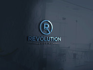 Revolution Roofing Logo - Entry #182