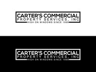 Carter's Commercial Property Services, Inc. Logo - Entry #201
