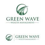 Green Wave Wealth Management Logo - Entry #166