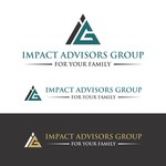 Impact Advisors Group Logo - Entry #106