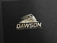 Dawson Transportation LLC. Logo - Entry #88