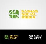Sasha's Social Media Logo - Entry #139