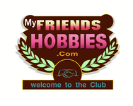 MyFriendsHobbies.com Logo - Entry #7