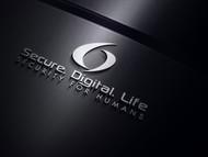 Secure. Digital. Life Logo - Entry #83