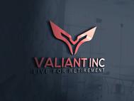 Valiant Inc. Logo - Entry #20