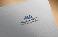MAIN2NANCE BUILDING SERVICES Logo - Entry #116