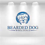 Bearded Dog Wholesale Logo - Entry #110