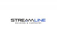 STREAMLINE building & carpentry Logo - Entry #122