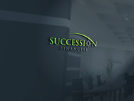 Succession Financial Logo - Entry #183