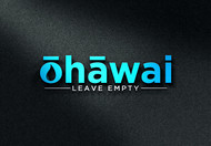 ohawai  (It's important to use all the punctuation as it is shown in the attached pic) Logo - Entry #2