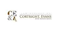 Law Office of Cortright, Evans and Associates Logo - Entry #47