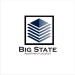 Big State Apartment Locators Logo - Entry #6