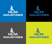HLM Industries Logo - Entry #173