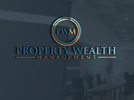 Property Wealth Management Logo - Entry #56
