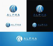 Alpha Technology Group Logo - Entry #146