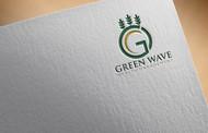 Green Wave Wealth Management Logo - Entry #450