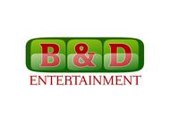 B&D Entertainment Logo - Entry #104