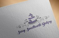 Sassy Sweethearts Bakery Logo - Entry #72