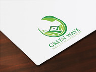 Green Wave Wealth Management Logo - Entry #252