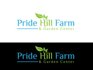 Pride Hill Farm & Garden Center Logo - Entry #124