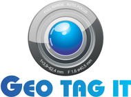 Android/iOS GPS/Photo tagging App Icon Logo - Entry #57