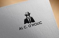 Al C. O'Holic Logo - Entry #73