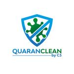 QuaranClean Logo - Entry #141