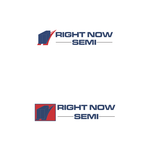 Right Now Semi Logo - Entry #149