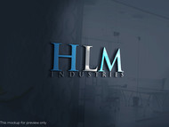 HLM Industries Logo - Entry #92