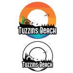 Tuzzins Beach Logo - Entry #338