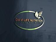 Davi Life Nutrition Logo - Entry #500