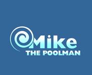 Mike the Poolman  Logo - Entry #95