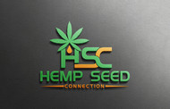 Hemp Seed Connection (HSC) Logo - Entry #77