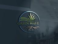 Green Wave Wealth Management Logo - Entry #63