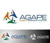 Agape Logo - Entry #30