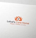 Lehal's Care Home Logo - Entry #40