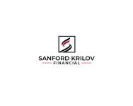 Sanford Krilov Financial       (Sanford is my 1st name & Krilov is my last name) Logo - Entry #430