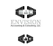 Envision Accounting & Consulting, LLC Logo - Entry #104