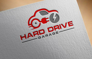 Hard drive garage Logo - Entry #304