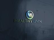 Healthy Livin Logo - Entry #250