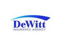 """""""DeWitt Insurance Agency"""" or just """"DeWitt"""" Logo - Entry #210"""