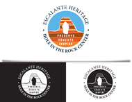 Escalante Heritage/ Hole in the Rock Center Logo - Entry #6