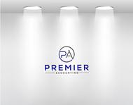 Premier Accounting Logo - Entry #303
