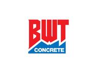 BWT Concrete Logo - Entry #185