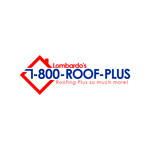1-800-Roof-Plus Logo - Entry #80